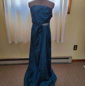 David's Bridal Dresses - Prom Gown